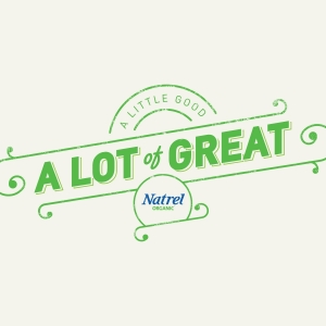 Digital Strategy: Online Campaign''A little good, a lot of great''. [2013]. Natrel, a Canadian dairy  cooperative, wanted to push their Organic products. I worked on their full online campaign.