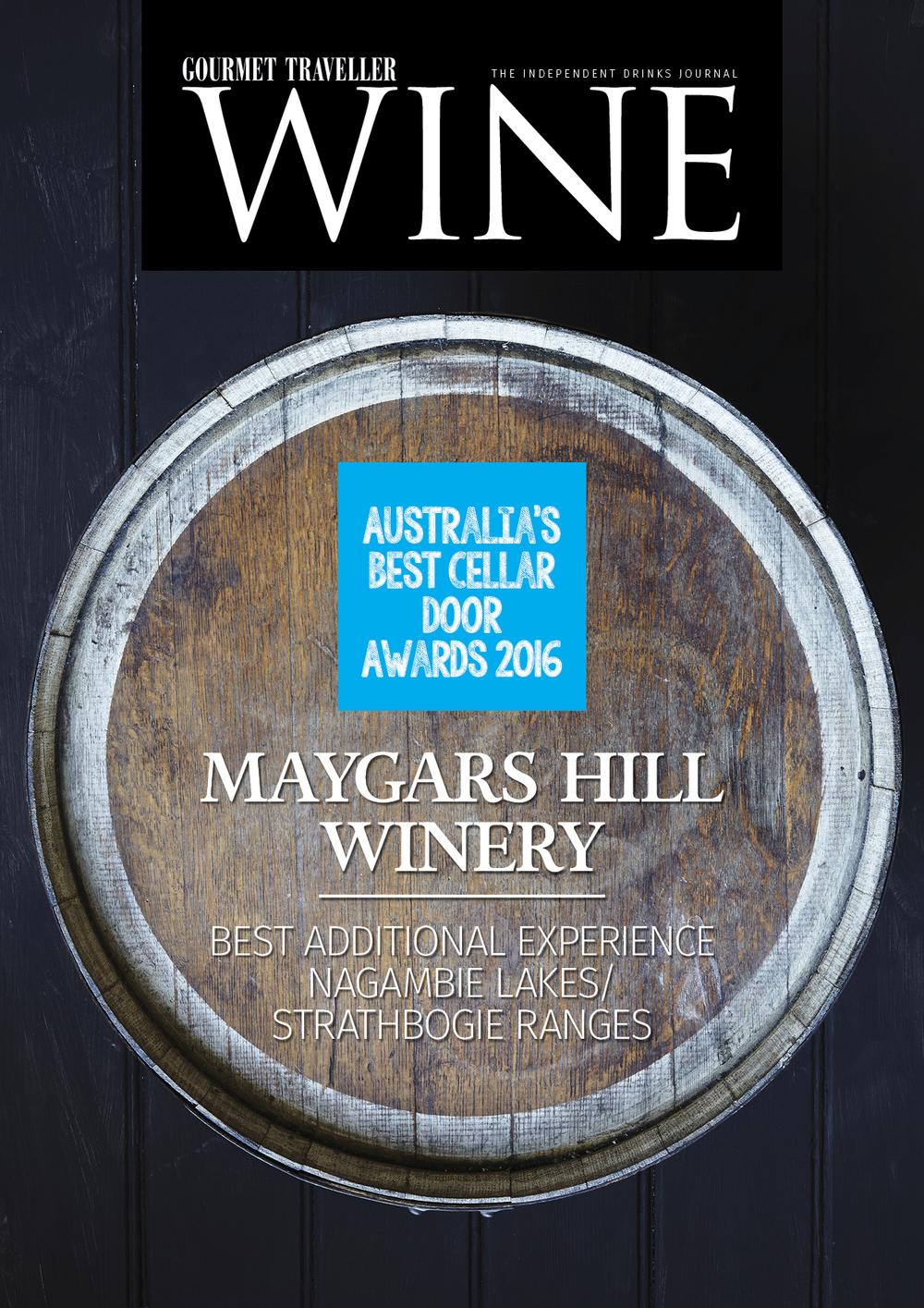 Australia's Best Cellar Door Awards