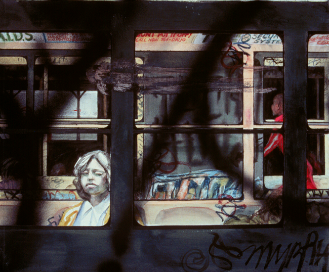 1984 – Graffiti