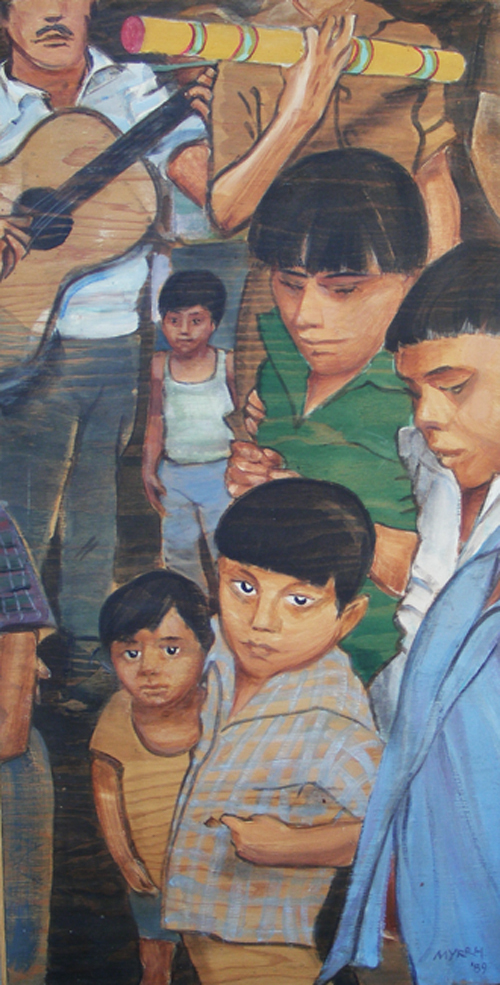 Children of Colomoncagua