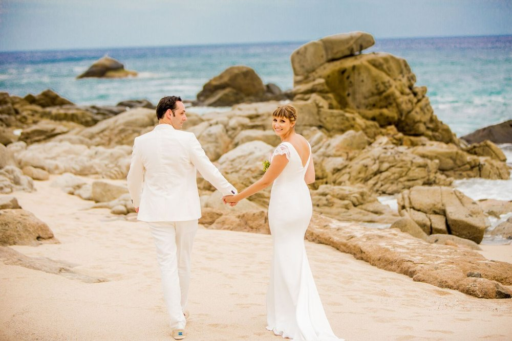 Esperanza Resort Summer Wedding, Los Cabos