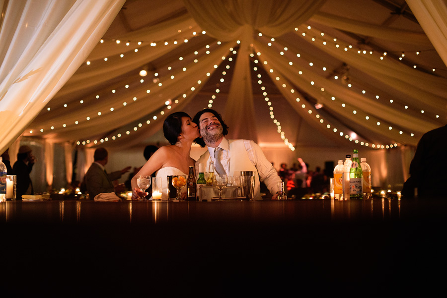 Saddlerock Ranch Tented Wedding, Malibu
