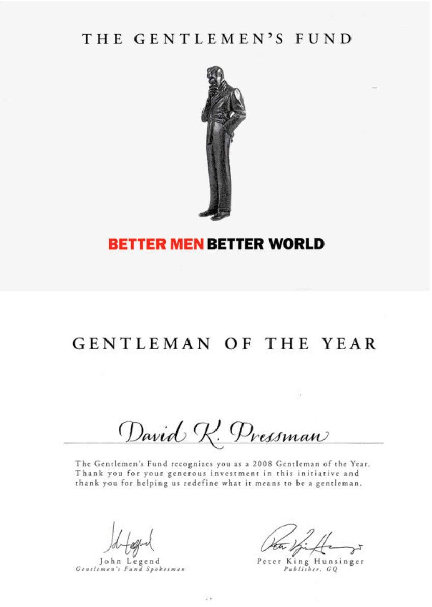 The Gentlemen's Fund