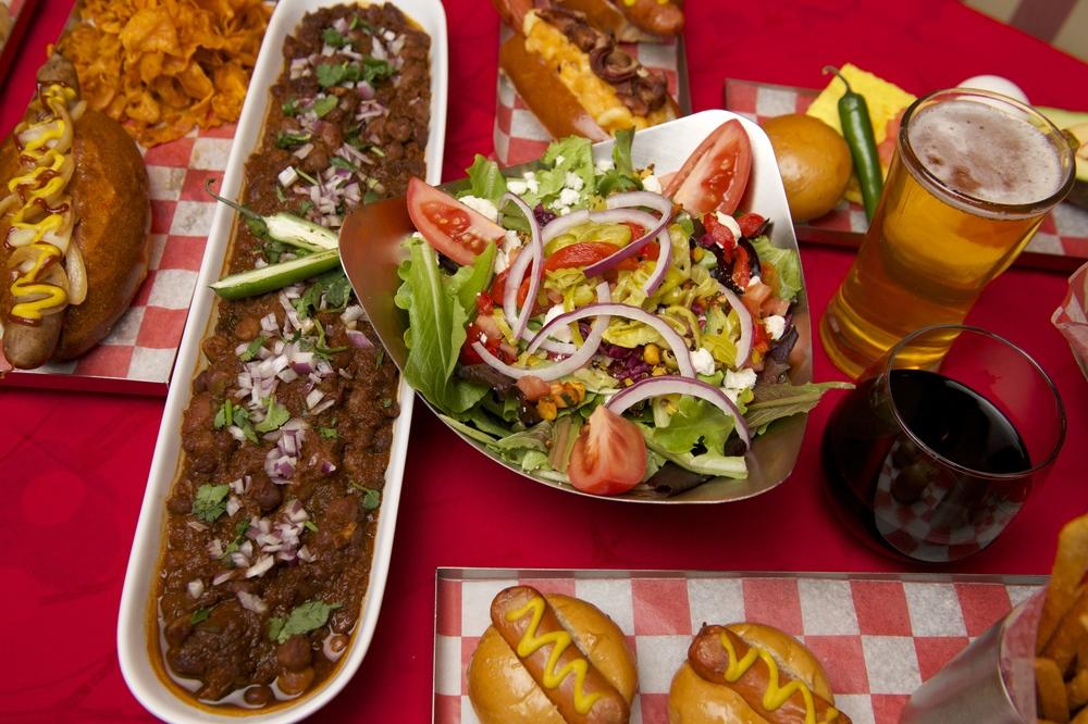 Gourmet Hot Dogs Oak Lawn Dallas