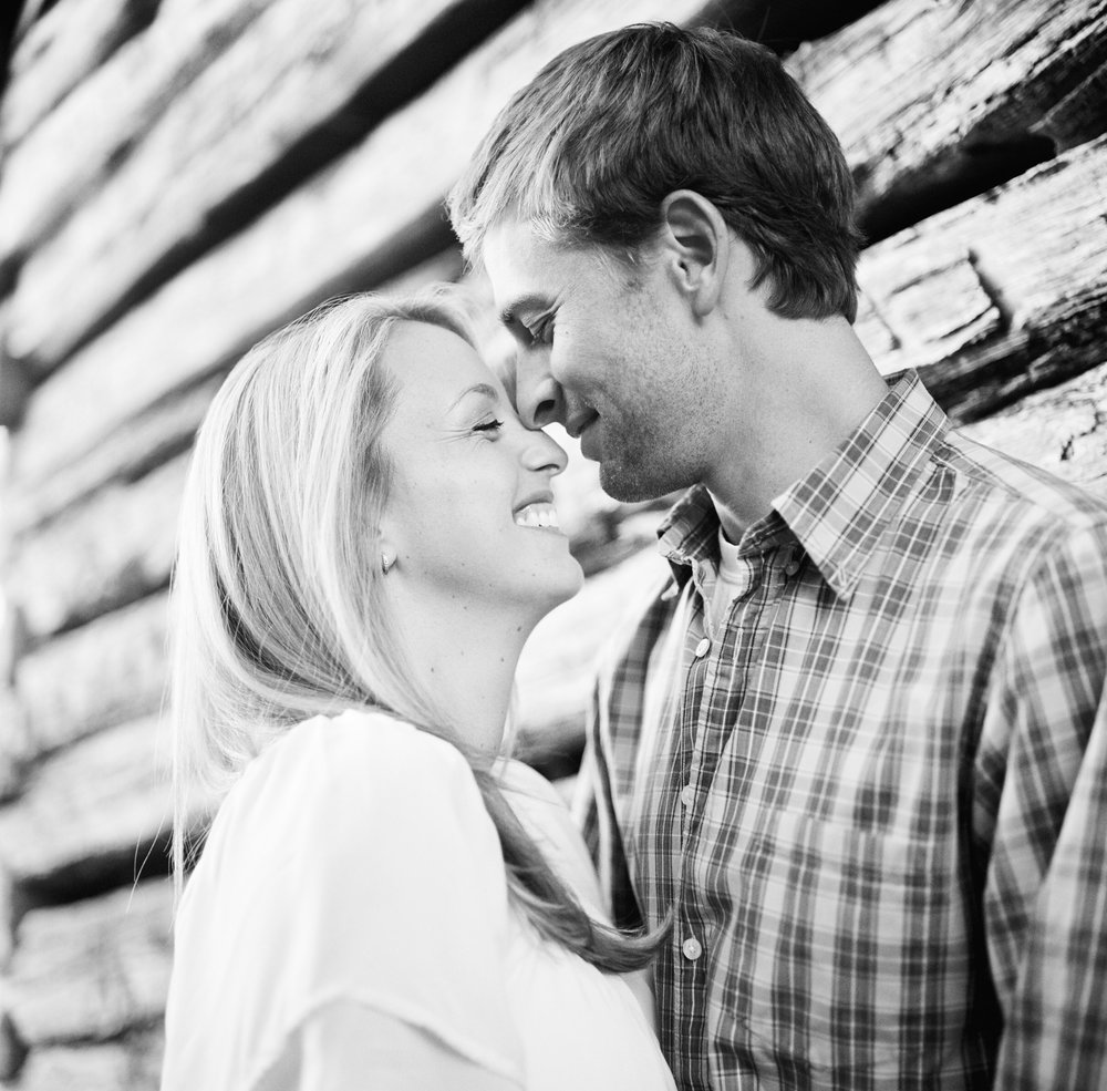 Celebrity Dairy Engagement Session, Siler City NC