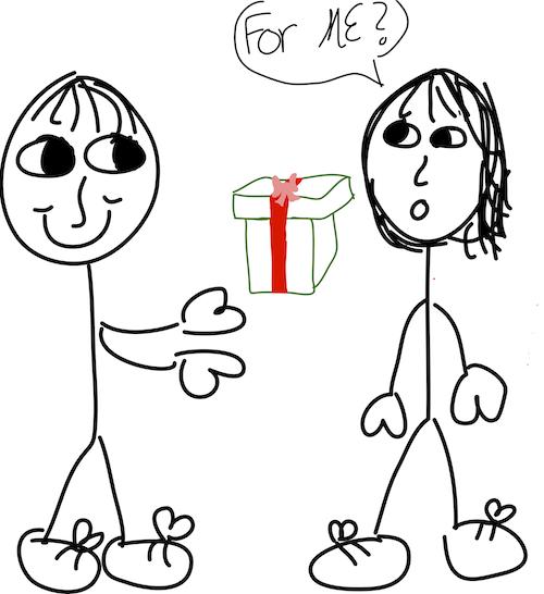 gifting JUICE