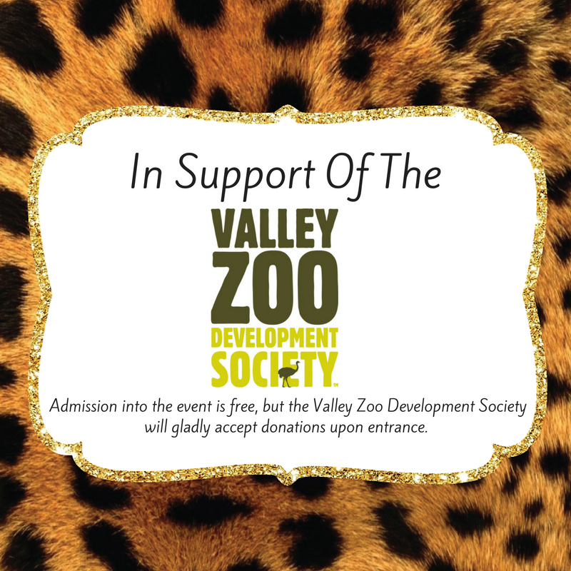In Support Of The Valley Zoo Development Society!