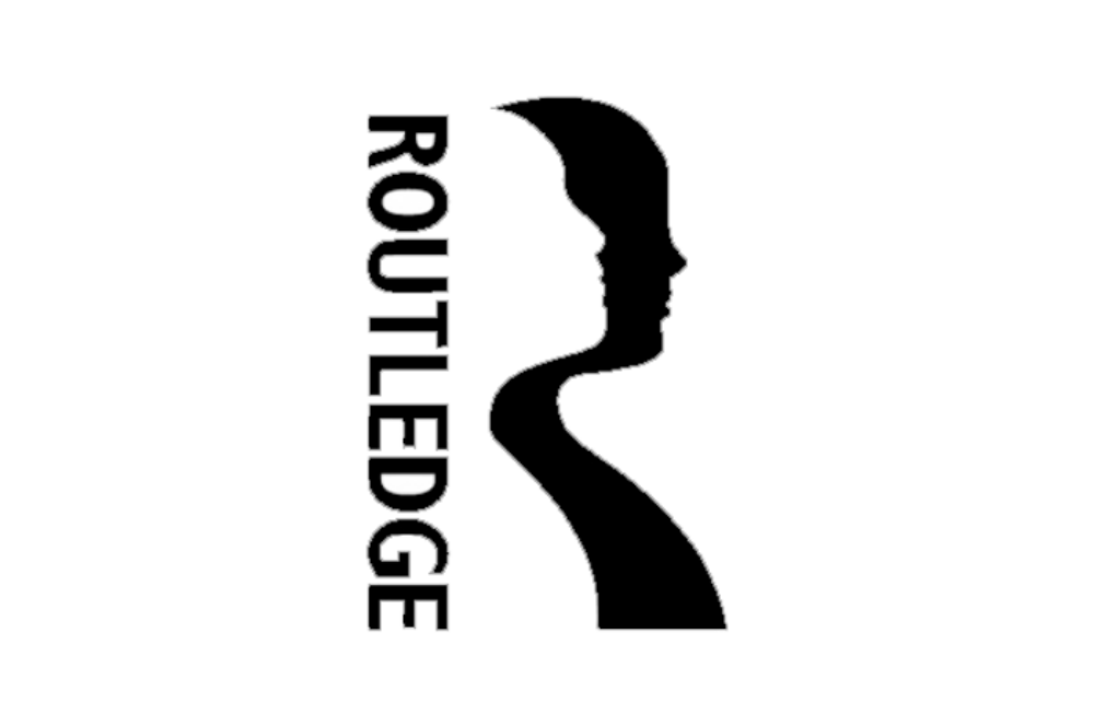 Routledge logo | freelance editing