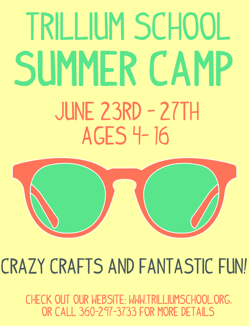 Join us for summer camp!