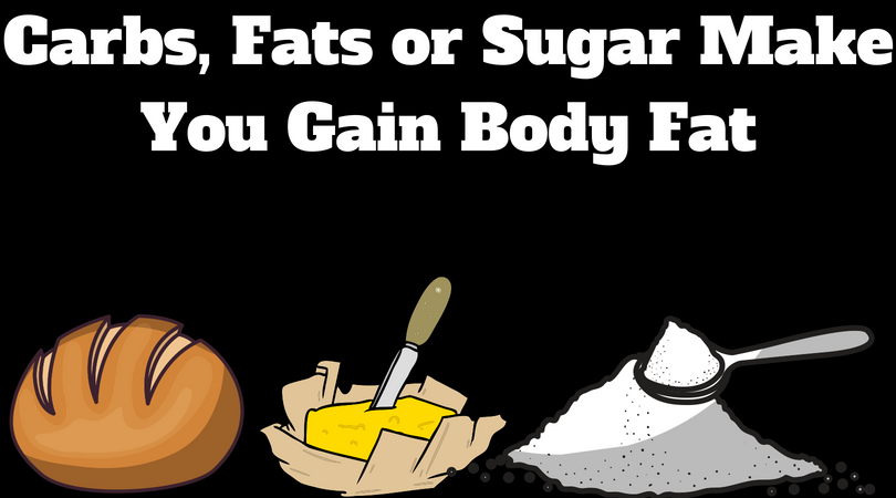 Carbs, Fats or Sugar Make You Gain Body Fat.png