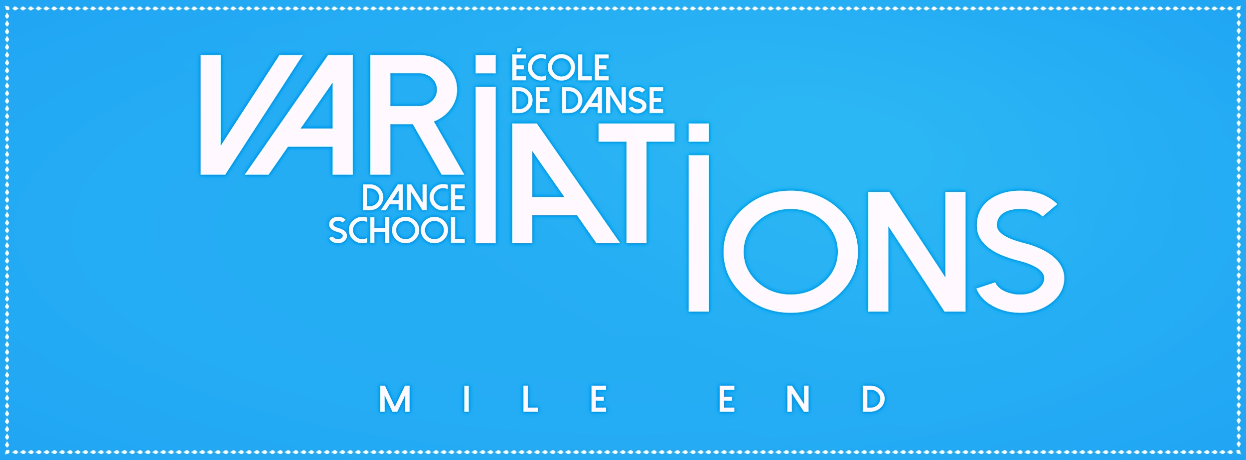 ecole de DANSE VARIATIONS Mileend DANCE school mile-end montreal