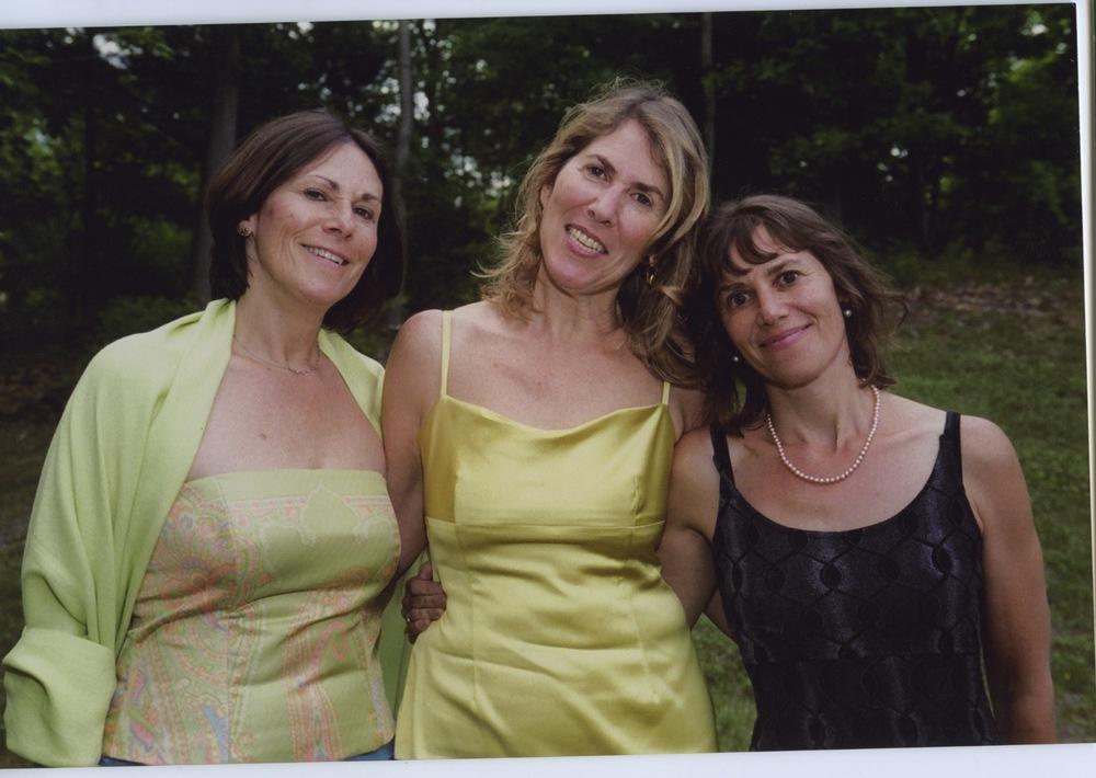Katy, Liz & Maggie
