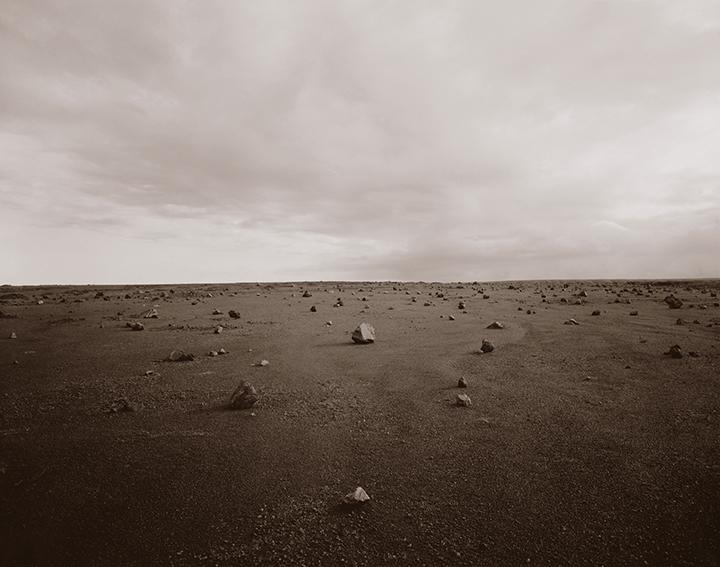 Stones, © Linda Connor