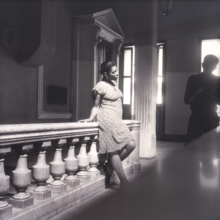 In the Halls of Justice   ©  Carrie Mae Weems