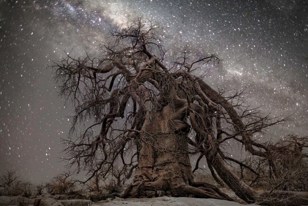 © Beth Moon From the Diamond Night Series, 2012-2014