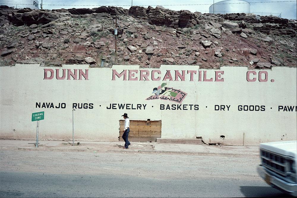©Ed Grazda Fort Defiance, AZ 1979