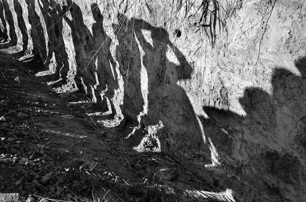 © Susan Meiselas  Soldiers search bus passengers along   the Northern Highway, El Salvador, 1980