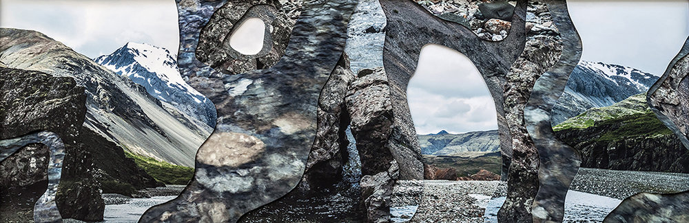 ©  Charlotta María Hauksdóttir   Topography Study XV