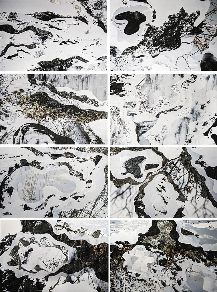 ©  Charlotta María Hauksdóttir   Topography Study XVIII