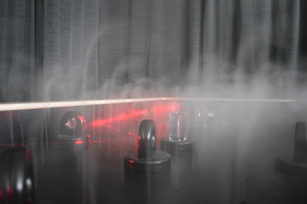 Laser Lab Table