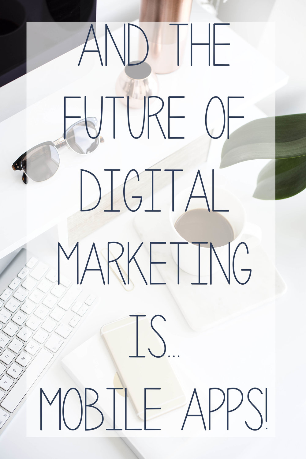 Learn more about about why Hub Digital thinks mobile apps will be the future of digital marketing.