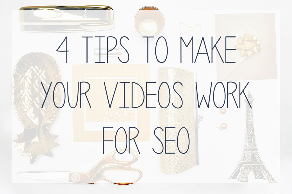 Learn how you can optimize your videos for seo for ultimate traffic from the ladies at Hub Digital.
