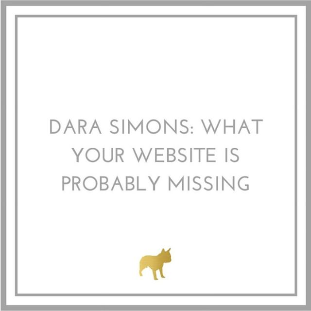 I am OBSESSED with our second guest expert this month, Dara Simons of Dara Simons Creative. --- She put together one of the most perfect trainings on how to get the perfect website, whether you are at the very beginning, or if you've had a website for a while. 🙌🏻 --- She's giving us the inside view on what it looks like when she audits a website (you know... that thing that people pay her money for...) and is breaking down some of the top things that she always see missing in websites (you're included!) 💻 --- This training is for you no matter what stage your at in business - whether you are just starting the website design process, looking to hire someone to do it for you (or already did), or have had a website for years. --- So check it out and start tweaking, to increase your sales and build a strong business through your website. 📈💵 --- As always, these trainings (and more!) are live inside The Hub and new each month! Head on over 👉🏻 thedigitalhub.club/get-access or click that link in my profile 👆🏻 to get access! . . . #webdesign #webdevelopment #website #digitalmarketing #digitalmarketingtips #onlinemarketing #onlinemarketingtips #smallbiztips #smallbizlife #smallbizmarketing #smallbusiness #smallbusinessmarketing #smallbusinesses #marketingdigital #marketingonline #smallbusinesslove #smallbizowner #marketingstrategy #marketingplan #marketinglife #tipoftheday #hubdigital #marketinghacks