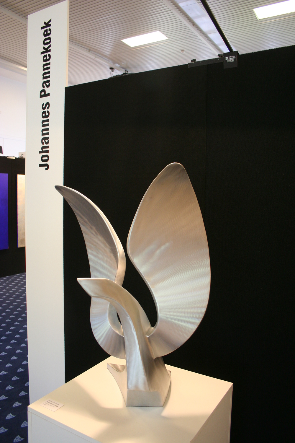 Johannes Pannekoek - Spreading our Wings - Maquette - 2009.JPG
