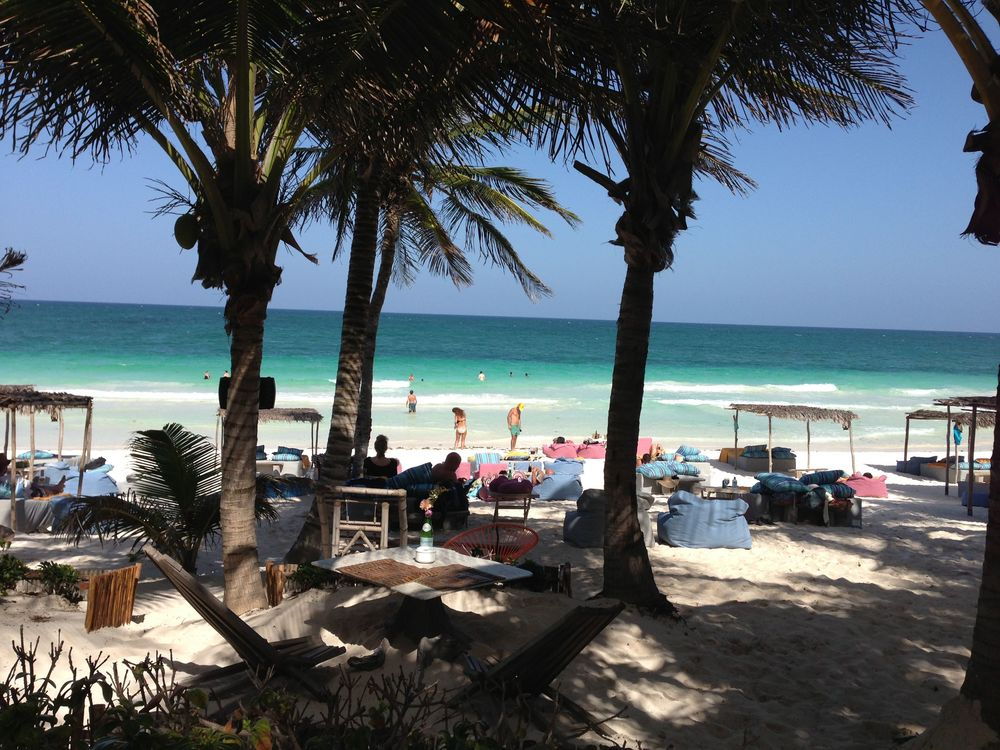 Beach Club at Be Tulum
