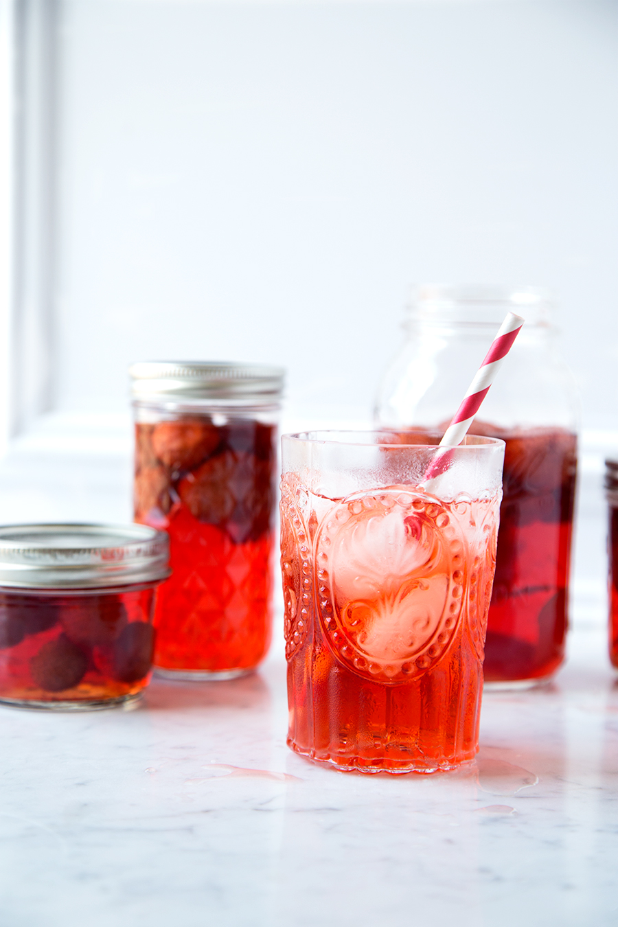 Strawberry Kompot Recipe