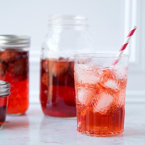 Strawberry Kompot