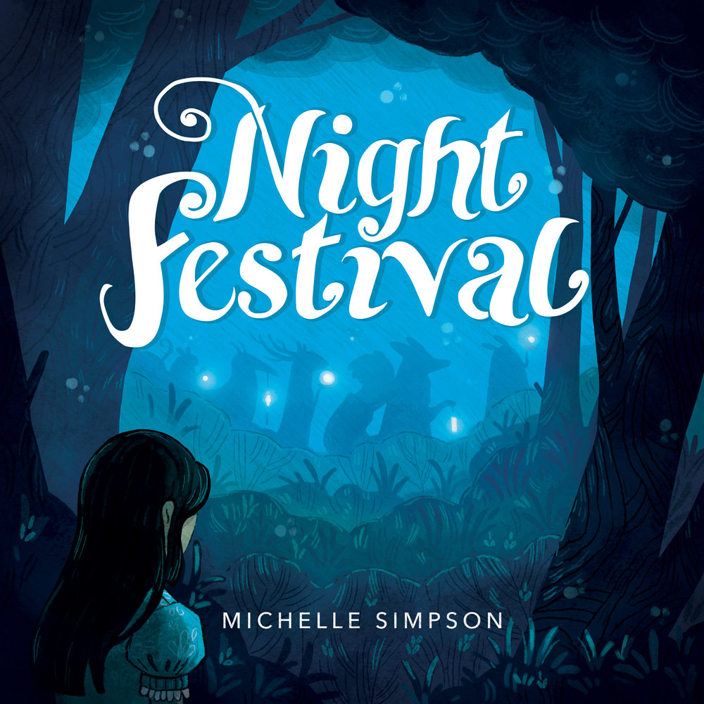NIGHT FESTIVAL   - An upcoming book
