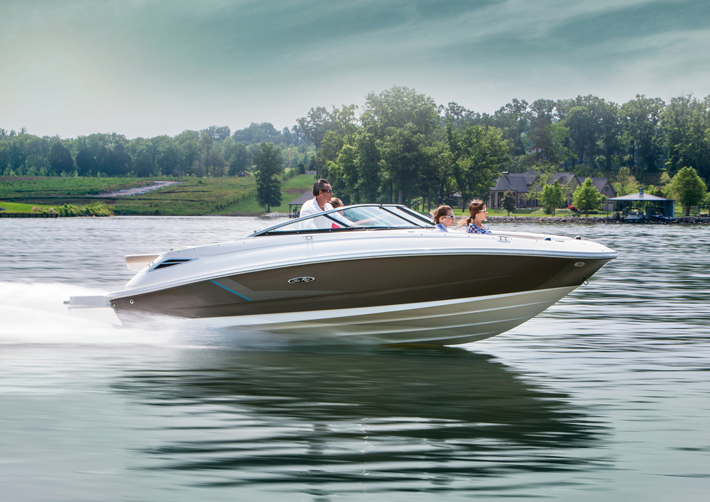 2014 Sea Ray Sundeck 220