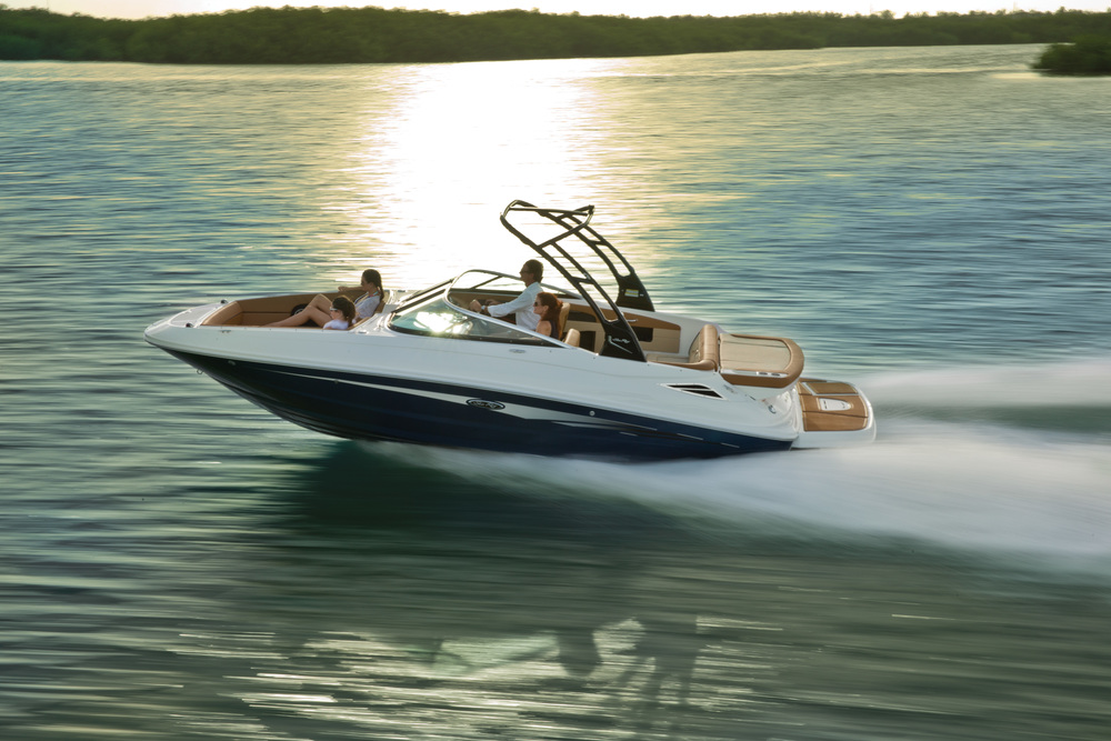 2014 Sea Ray Sundeck 240