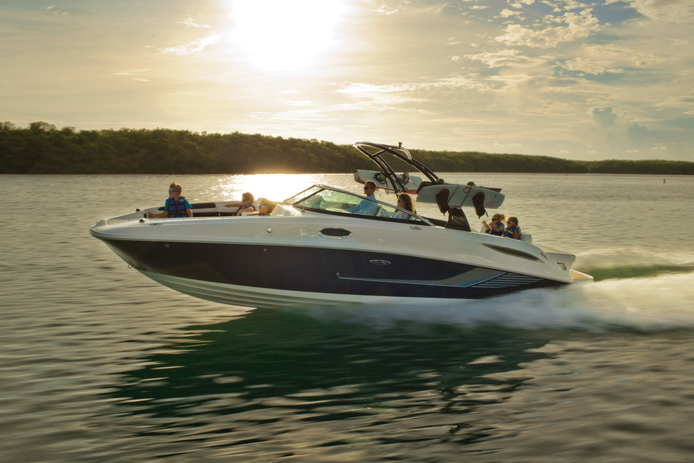 2014 Sea Ray Sundeck 280