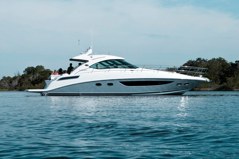 2014 Sea Ray 470 Sundancer