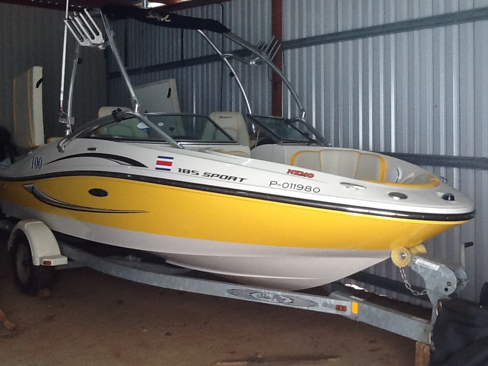 SEA RAY SPORT 185, 2010. 20ft. Price $ CONSULTAR.-