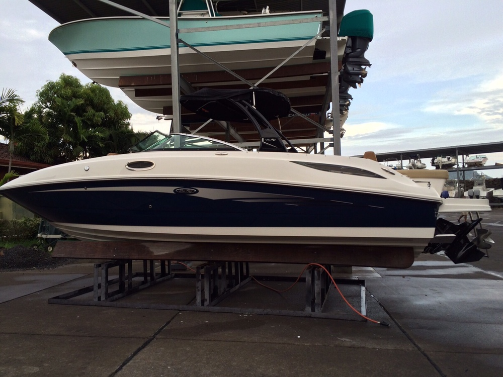 SEA RAY SUNDECK 280, 2014. 28ft  REDUCED FEB-2015  Asking $ 85.000