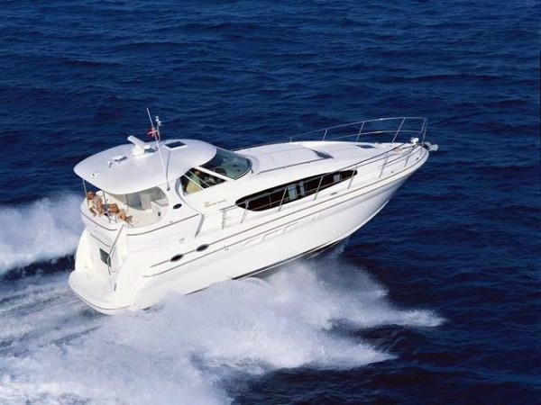 SEA RAY MOTORYACHT 390, 2006. 41ft. Asking $ 275.000.-