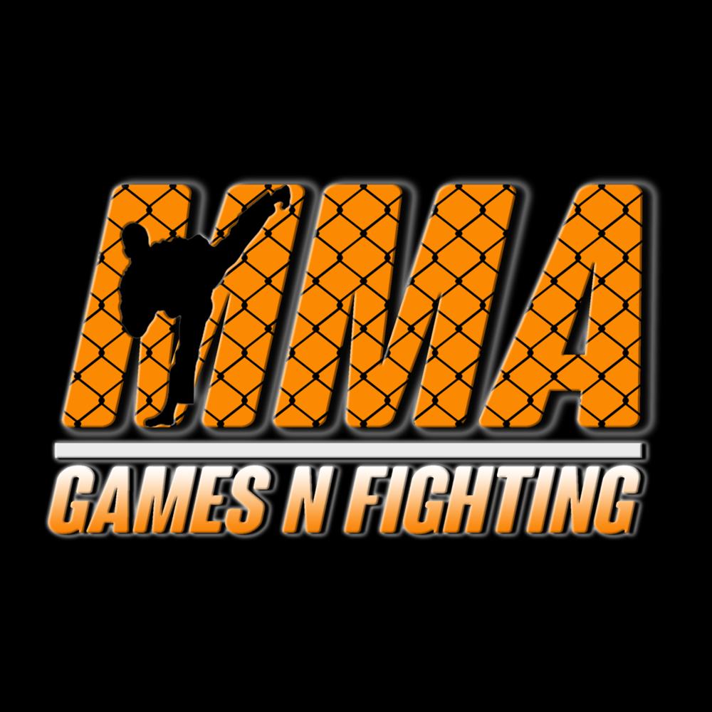 MMA GNF / ORANGE & WHITE