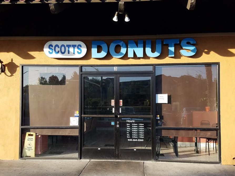 Scotts Donuts - Mission Viejo, CA