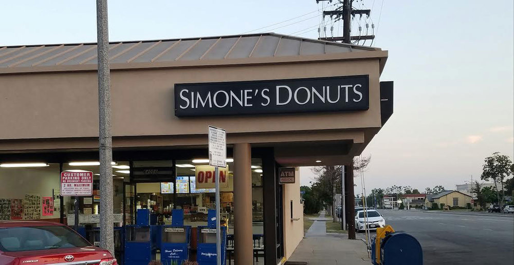 Simone's Donuts - Long Beach, CA