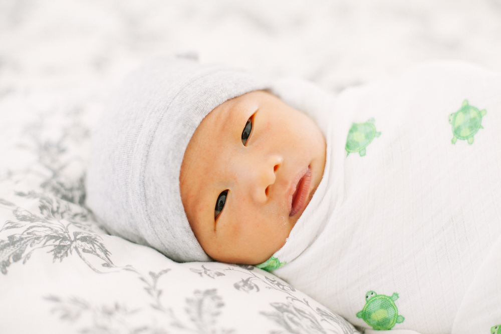 Baby Leo | Christine Olson Photography
