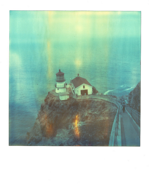 Blue Lighthouse - Pt. Reyes