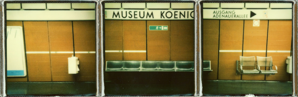 "Mind the Gap #4/5 ""Museum Koenig"""