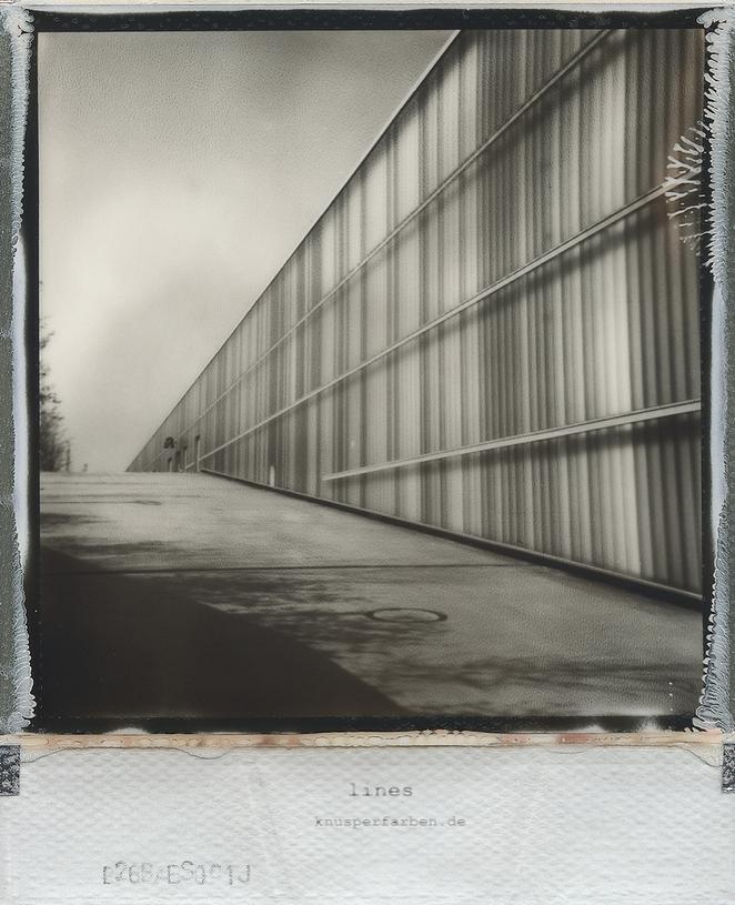 """""""Lines"""" by   Tanja Deuß"""