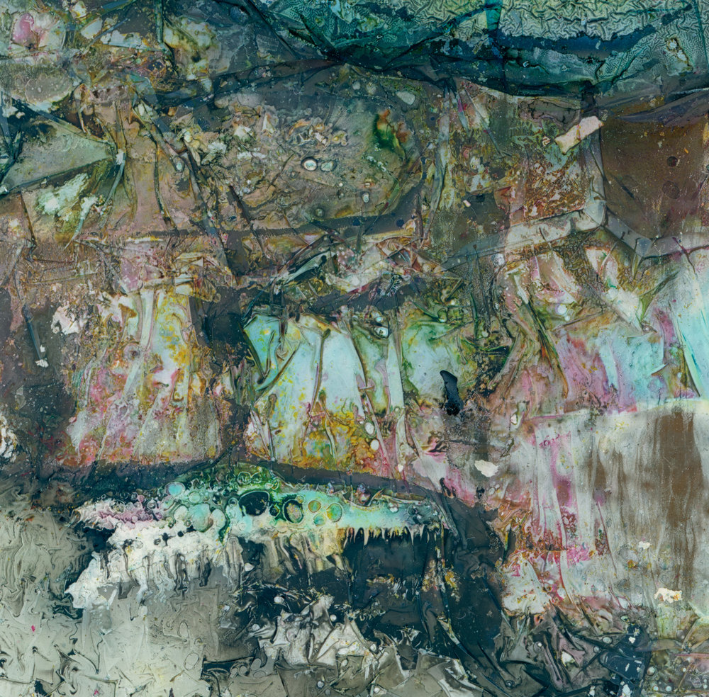 """Warped Topographies"" by Richard Earney"