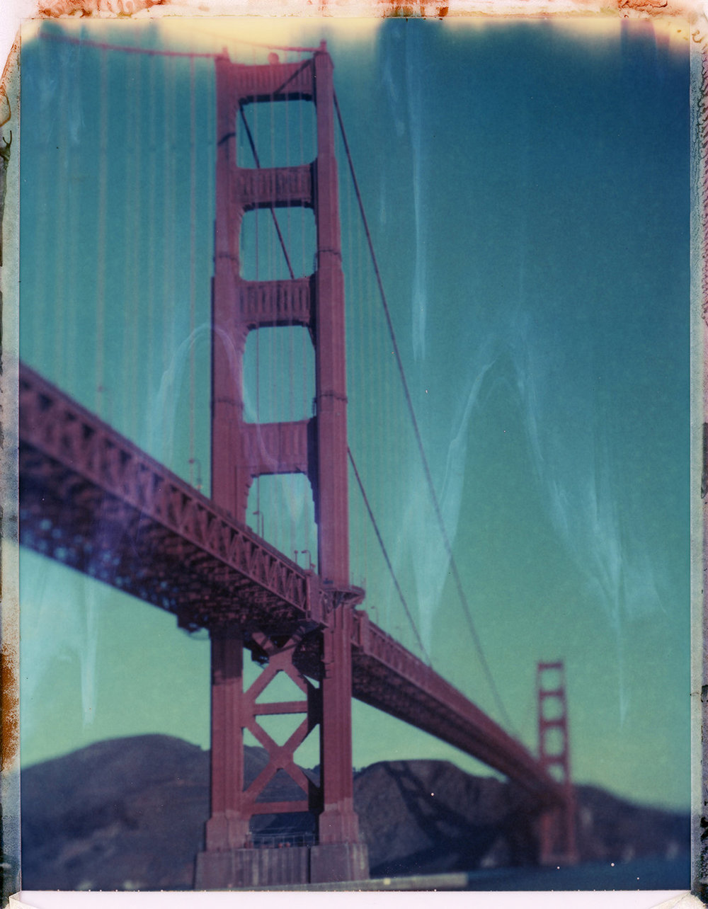 """Golden Gate Bridge"" by CJ Lee"