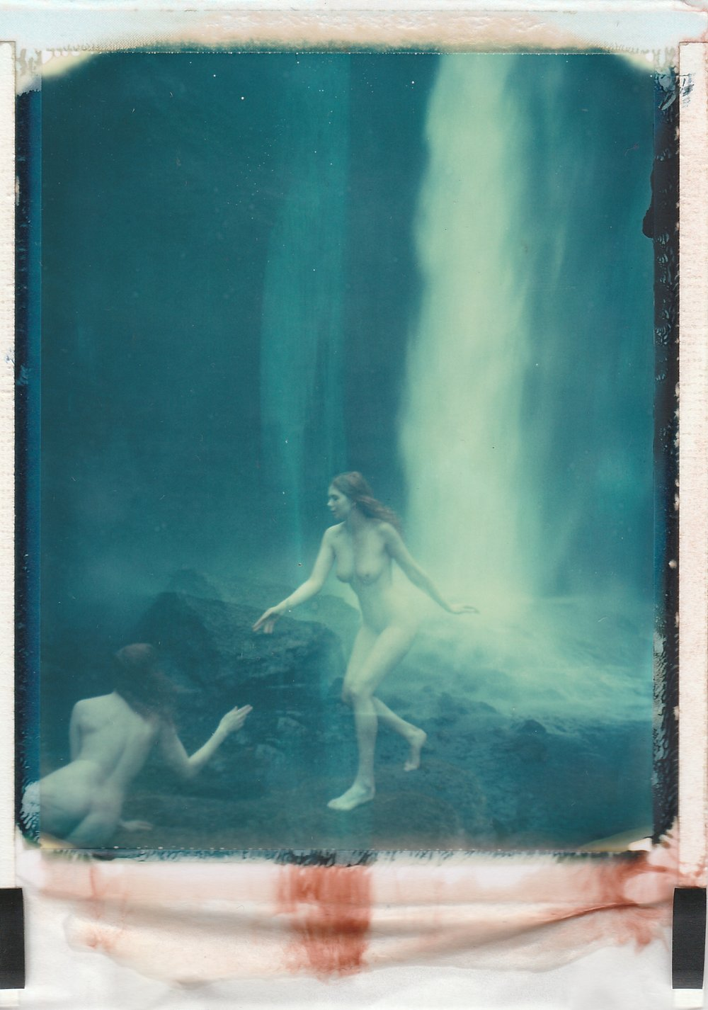 """Angel of the Waterfalls"" by Sven Van Driessche"