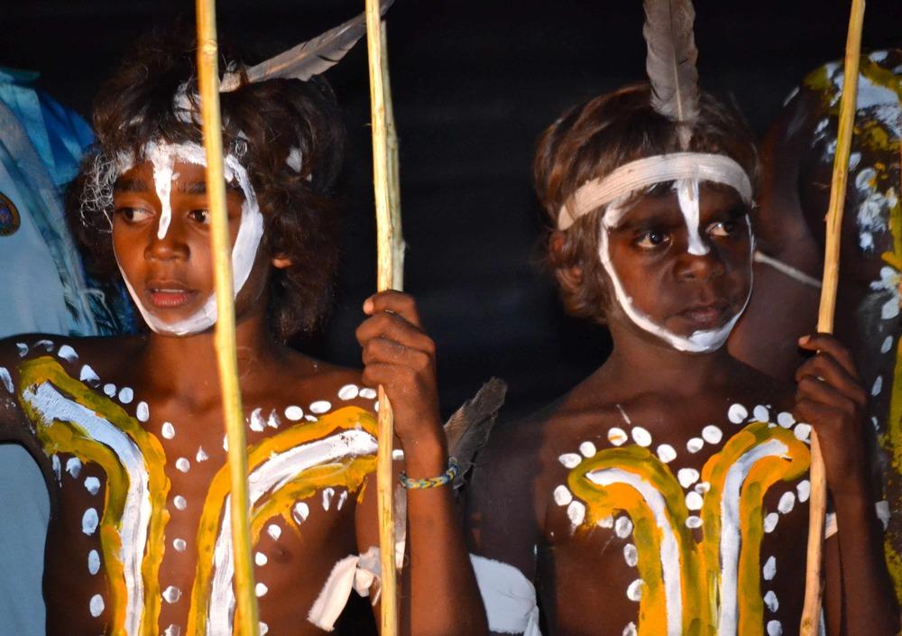 Karajarri Dancers